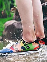Недорогие -Обувь для плавания Дышащая сетка для Взрослые - Противозаносный Плавание / Дайвинг / Серфинг