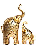 Недорогие -2pcs Резина Модерн / Европейский стиль для Украшение дома, Подарки / Домашние украшения Дары