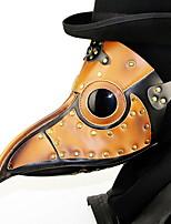 cheap -Holiday Decorations Halloween Decorations Halloween Masks / Halloween Entertaining Decorative / Cool Orange 1pc