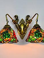 economico -Vintage Lampade da parete Salotto Metallo Luce a muro 220-240V