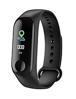 cheap -Smart Bracelet Smartwatch W3 for Android iOS Bluetooth Sports Waterproof Heart Rate Monitor Blood Pressure Measurement Calories Burned Pedometer Call Reminder Sleep Tracker Sedentary Reminder