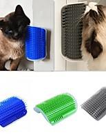 baratos -Gatos Limpeza Escovas Lavável / Capa Inclusa Cinzento / Verde / Azul