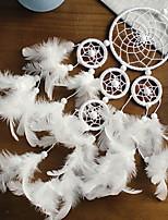 economico -Decorazioni / Ornamenti di Natale Vacanza Plastica Quadrato Decorazione natalizia