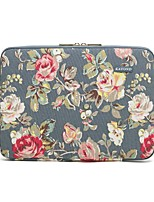 "cheap -Canvas Pattern / Flower Sleeves 13"" Laptop / 14"" Laptop / 15"" Laptop"