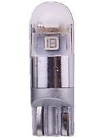 abordables -1 Pièce T10 Automatique Ampoules électriques SMD 3030 225 lm 3 LED Feux de Circulation Diurnes Pour Toyota Yaris / RAV4 / Highlander Toutes les Années