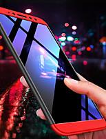 Недорогие -Кейс для Назначение Xiaomi Redmi S2 Покрытие Кейс на заднюю панель Однотонный Твердый ПК для Xiaomi Redmi S2
