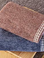 Недорогие -Высшее качество Спортивное полотенце, Геометрический принт Полиэстер / Хлопок Ванная комната 2 pcs