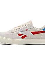 cheap -Men's PU(Polyurethane) Fall Comfort Sneakers Color Block Black / Red / Green