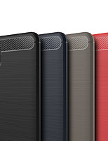 cheap -Case For Xiaomi Mi 8 Explorer Frosted Back Cover Solid Colored Soft TPU for Xiaomi Mi 8 Explorer