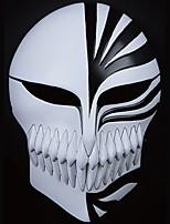 preiswerte -Urlaubsdekoration Halloween-Dekorationen Halloween-Masken Party / Dekorativ / Cool Weiß 1pc