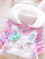 cheap -Toddler Girls' Polka Dot Long Sleeve Suit & Blazer