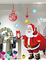 Недорогие -Рождественские украшения Праздник PVC Квадратный Оригинальные Рождественские украшения