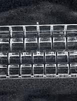Недорогие -Место хранения организация Ювелирная коллекция Акрил Прямоугольная форма непокрытый