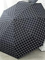 Недорогие -Полиэстер / Нержавеющая сталь Все Новый дизайн Складные зонты