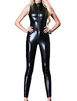 abordables -Body Vêtement de nuit Femme - Dos Nu, Couleur Pleine