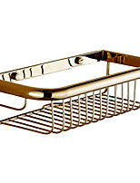 Недорогие -Полка для ванной Новый дизайн / Cool Современный Латунь 1шт Односпальный комплект (Ш 150 x Д 200 см) На стену