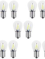 Недорогие -10 шт. BA15S (1156) / 1157 Автомобиль Лампы 2 W COB 150 lm 2 Светодиодная лампа Лампа поворотного сигнала Назначение Дженерал Моторс Все года