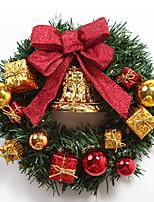 economico -Ornamenti di Natale Vacanza Plastica Tonda Originale Decorazione natalizia
