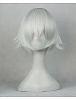 Недорогие -Косплэй парики K Yashiro Isana Аниме Косплэй парики 14 дюймовый Термостойкое волокно Универсальные Хэллоуин парики