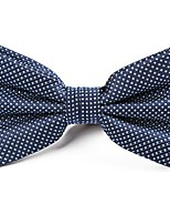 cheap -Men's Party / Basic Bow Tie - Polka Dot / Color Block Bow