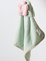 Недорогие -Высшее качество Полотенце для рук, Геометрический принт Полиэстер / Хлопок Кухня 1 pcs