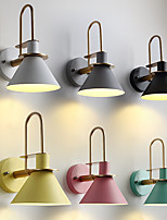 cheap -JZGLDS New Design / Adorable Modern / Contemporary Wall Lamps & Sconces Indoor / Office Metal Wall Light 110-120V / 220-240V 40 W