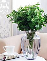 Недорогие -Искусственные Цветы 1 Филиал Классический / Односпальный комплект (Ш 150 x Д 200 см) Стиль / Пастораль Стиль Pастений Букеты на стол