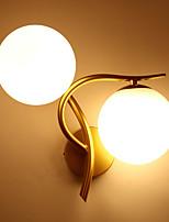 baratos -Estilo Mini / Proteção para os Olhos LED / Moderno / Contemporâneo Luminárias de parede Sala de Estar / Quarto Metal Luz de parede 110-120V / 220-240V 5 W