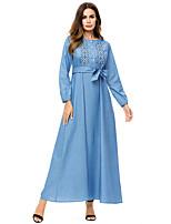 preiswerte -Damen Etuikleid Kleid Midi