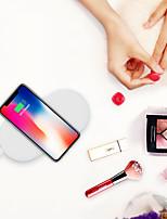 Недорогие -рекламный hq-f 15w быстрый qi беспроводной мобильный / мобильный телефон зарядное устройство / порт питания / пэд / станция / зарядное устройство для iphone / samsung / nokia / motorola / sony / huawe