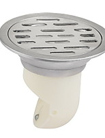 cheap -Drain New Design / Cool Contemporary Stainless Steel / Iron 1pc drain Floor Mounted
