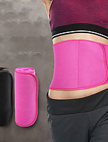 cheap -Sweat Waist Trimmer With 1 pcs Stretchy, Durable Tummy Fat Burner For Yoga / Exercise & Fitness / Bodybuilding Waist