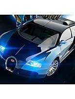 cheap -RC Car Rastar 70460-15 4CH 2.4G Car 1:14 8 km/h KM/H Lights / Swivel / Sound