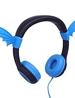 baratos -Factory OEM I3C Bandana Cabo Fones Fones Revestimento em Plástico Pro Audio Fone de ouvido Fofo / Criativo / Teste padrão geométrico Fone de ouvido