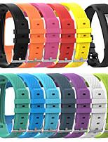 cheap -Watch Band for Vivofit / Vivofit 2 Garmin Sport Band Silicone Wrist Strap