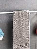 Недорогие -Держатель для полотенец Многофункциональный Современный Алюминий 1шт 1-Полотенцесушитель На стену