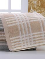 cheap -Superior Quality Wash Cloth, Geometric 100% Cotton Bathroom 1 pcs