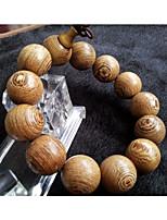 cheap -Men's Classic / Beads Strand Bracelet / Vintage Bracelet - Gourd Stylish, Vintage, Ethnic Bracelet Light Yellow For Ceremony / Festival