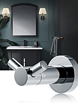 cheap -Robe Hook Cool Contemporary / Modern Stainless Steel / Stainless steel 1pc - Bathroom Wall Mounted