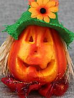 preiswerte -Urlaubsdekoration Halloween-Dekorationen Halloween unterhaltsam / Dekorative Objekte Dekorativ / Cool Orange 1pc