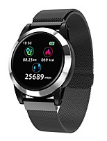 cheap -Smart Bracelet Smartwatch R15S for Android iOS Bluetooth Waterproof Heart Rate Monitor Blood Pressure Measurement Calories Burned Exercise Record Pedometer Call Reminder Sleep Tracker Sedentary
