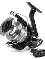 cheap -Fishing Reel / Fishing Accessories / Fishing Tools Spinning Reel 5.0:1/5.0:1/5.2:1 Gear Ratio+1 Ball Bearings Right-handed Sea Fishing / Bait Casting / Carp Fishing