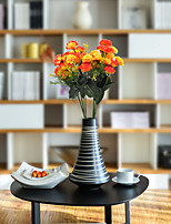 Недорогие -Искусственные Цветы 1 Филиал Классический Стиль / Modern Гвоздика Букеты на стол