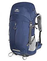 Недорогие -40 L Заплечный рюкзак - Пригодно для носки, Воздухопроницаемость На открытом воздухе Пешеходный туризм Нейлон Серый, Тёмно-синий, Вино