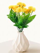 Недорогие -Искусственные Цветы 1 Филиал Классический Модерн / европейский Гортензии Букеты на стол