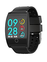 cheap -Smart Bracelet Smartwatch JSBP-QS05 for Android iOS Bluetooth Sports Waterproof Heart Rate Monitor Blood Pressure Measurement Touch Screen Pedometer Call Reminder Activity Tracker Sleep Tracker