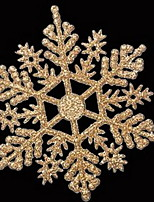 baratos -Enfeites de Natal Férias Plástico Redonda Novidades Decoração de Natal