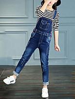 economico -Bambino Da ragazza Collage Jeans