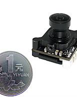 economico -ahd 720p hd mini fotocamera quadrata 19 * 19mm super piccole dimensioni con la regolazione del menu osd ntsc / pal multi lingue regolabili opzionali