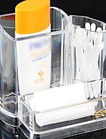 economico -Conservazione Organizzazione Organizzatore di trucco cosmetico Acrilico Forma irregolare Multistrato